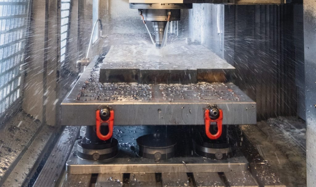 machining and turning centre